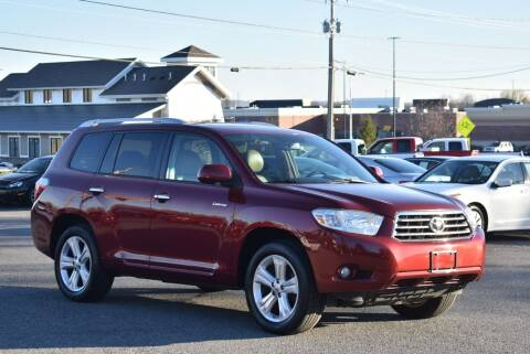 2010 Toyota Highlander for sale at Broadway Garage of Columbia County Inc. in Hudson NY