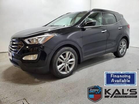 2013 Hyundai Santa Fe Sport for sale at Kal's Kars - SUVS in Wadena MN
