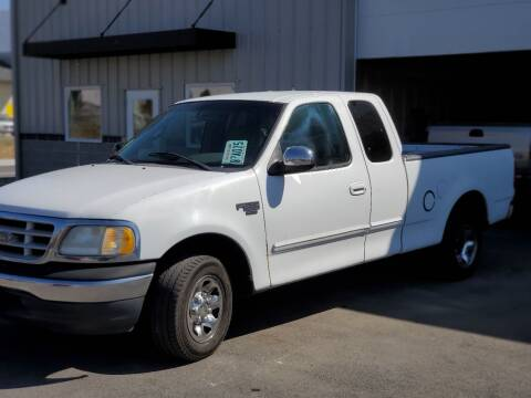 1999 Ford F-250 for sale at FRESH TREAD AUTO LLC in Springville UT