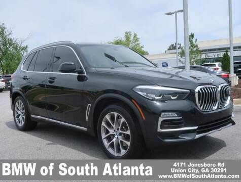 2019 BMW X5 for sale at Carol Benner @ BMW of South Atlanta in Union City GA