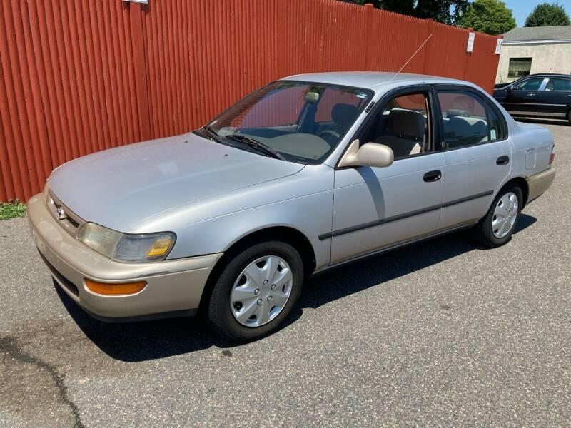 1996 Toyota Corolla for sale at Bill's Auto Sales in Peabody MA