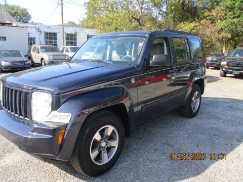 2008 Jeep Liberty for sale at JMD Auto LLC in Taylorsville NC
