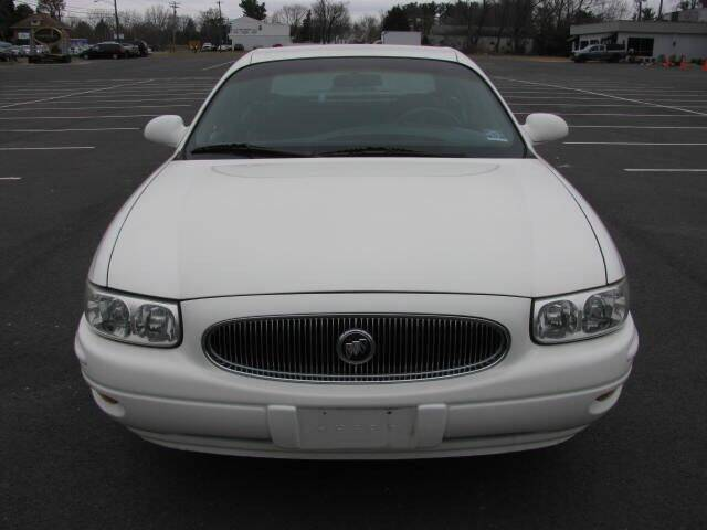 2003 Buick LeSabre for sale at Iron Horse Auto Sales in Sewell NJ