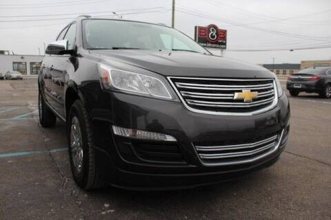 2016 Chevrolet Traverse for sale at B & B Car Co Inc. in Clinton Twp MI
