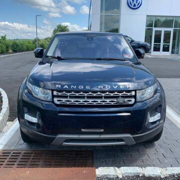 2013 Land Rover Range Rover Evoque for sale at QUALITY AUTO SALES OF NEW YORK in Medford NY