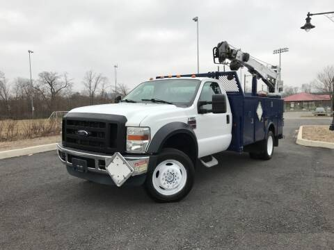 2009 Ford F-550 Super Duty for sale at CLIFTON COLFAX AUTO MALL in Clifton NJ