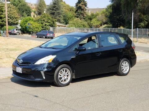 2014 Toyota Prius v for sale at Gateway Motors in Hayward CA