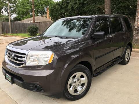 2015 Honda Pilot for sale at Laguna Niguel in Rosenberg TX