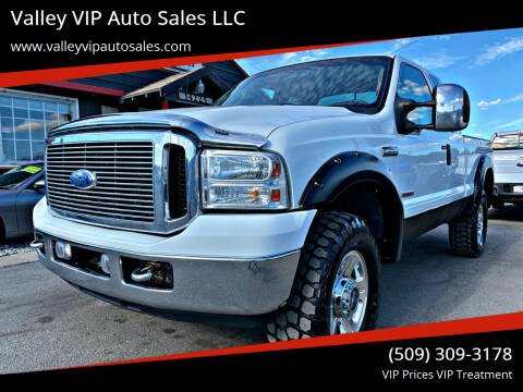 2006 Ford F-350 Super Duty for sale at Valley VIP Auto Sales LLC in Spokane Valley WA