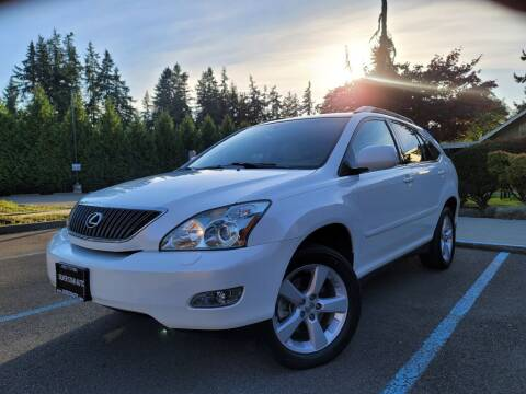 2007 Lexus RX 350 for sale at Silver Star Auto in Lynnwood WA