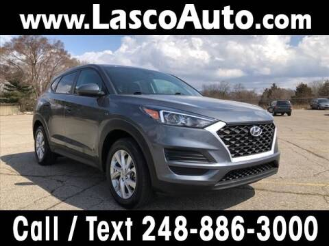 2019 Hyundai Tucson for sale at Lasco of Waterford in Waterford MI