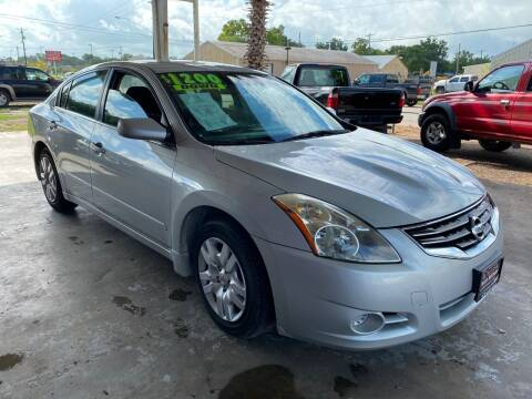 2011 Nissan Altima for sale at M & M Motors in Angleton TX