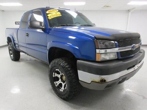 2003 Chevrolet Silverado 2500HD for sale at Sports & Luxury Auto in Blue Springs MO
