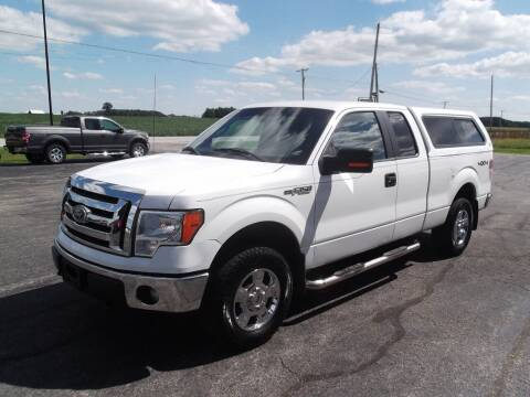 2011 Ford F-150 for sale at Dietsch Sales & Svc Inc in Edgerton OH