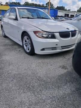 2008 BMW 3 Series for sale at JacksonvilleMotorMall.com in Jacksonville FL