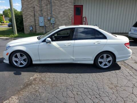 2010 Mercedes-Benz C-Class for sale at Drive Motor Sales in Ionia MI