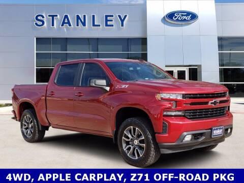 2019 Chevrolet Silverado 1500 for sale at Stanley Ford Gilmer in Gilmer TX