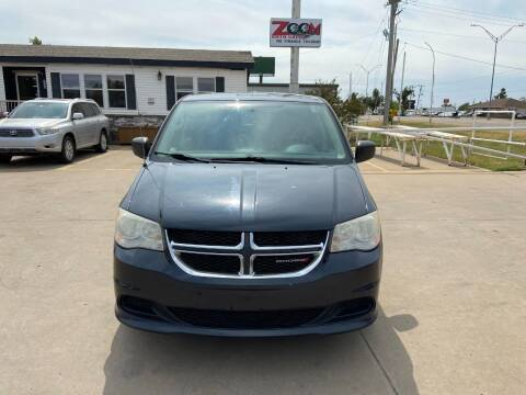 2014 Dodge Grand Caravan for sale at Zoom Auto Sales in Oklahoma City OK