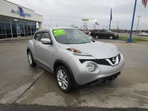 2015 Nissan JUKE for sale at Show Me Auto Mall in Harrisonville MO