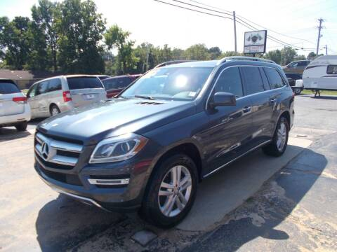 2014 Mercedes-Benz GL-Class for sale at High Country Motors in Mountain Home AR