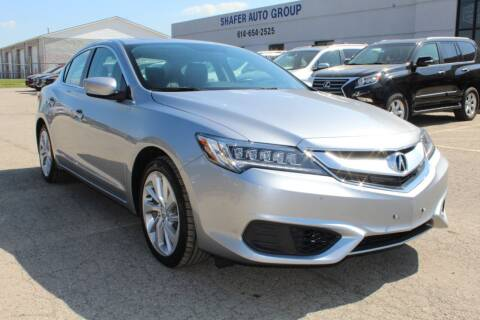 2018 Acura ILX for sale at SHAFER AUTO GROUP in Columbus OH