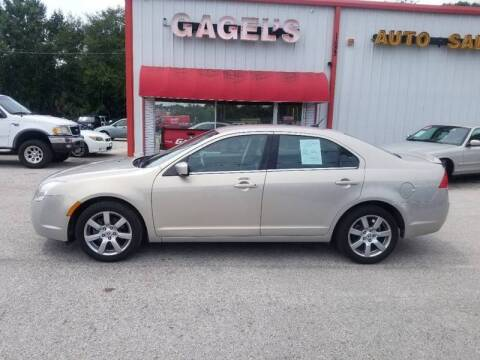 2010 Mercury Milan for sale at Gagel's Auto Sales in Gibsonton FL