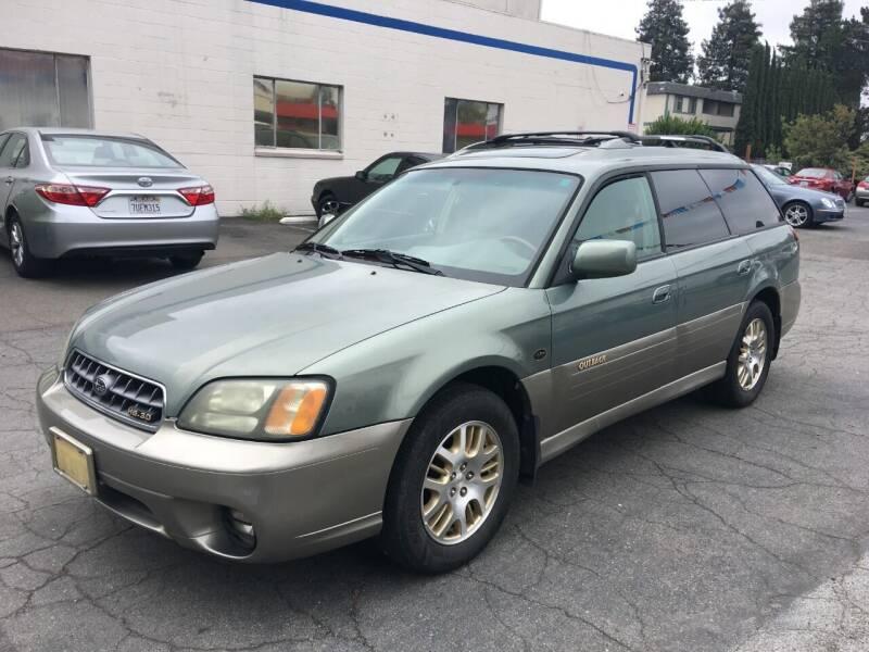 2003 Subaru Outback for sale at StarMax Auto in Fremont CA