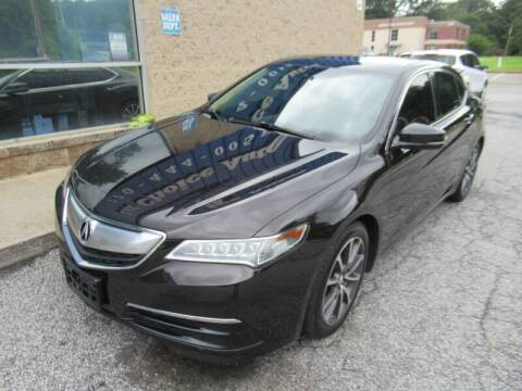 2015 Acura TLX for sale at 1st Choice Autos in Smyrna GA