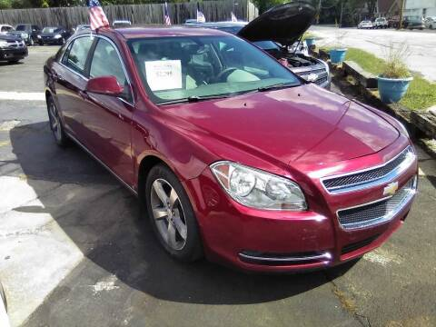2009 Chevrolet Malibu for sale at Honest Abe Auto Sales 4 in Indianapolis IN