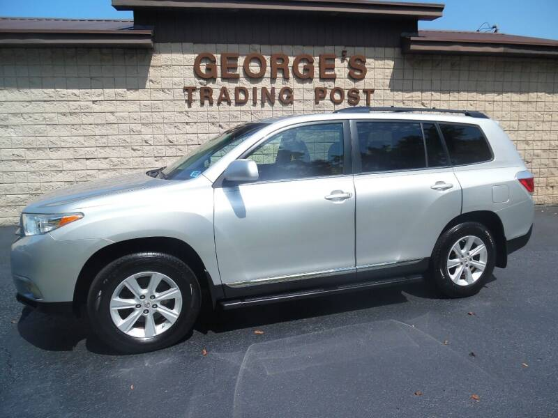 2011 Toyota Highlander for sale at GEORGE'S TRADING POST in Scottdale PA