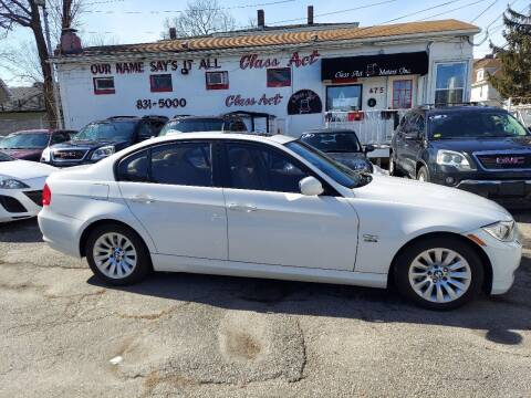 2009 BMW 3 Series for sale at Class Act Motors Inc in Providence RI
