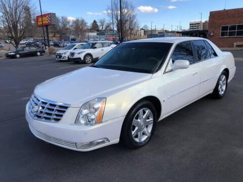 2006 Cadillac DTS for sale at STATEWIDE AUTOMOTIVE LLC in Englewood CO