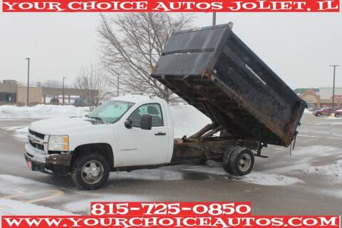 2008 Chevrolet Silverado 3500HD for sale at Your Choice Autos - Joliet in Joliet IL