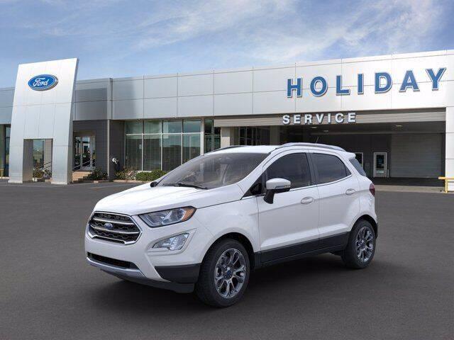 2021 Ford EcoSport for sale in Whitesboro, TX