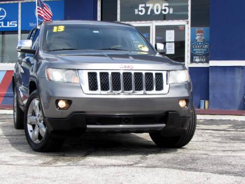 2013 Jeep Grand Cherokee for sale at Orlando Auto Connect in Orlando FL