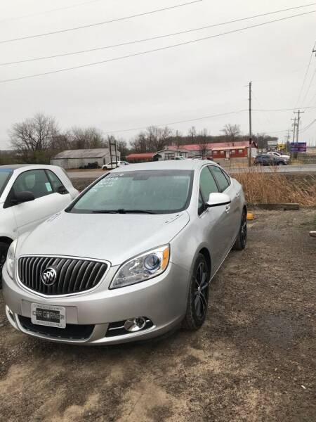 2016 Buick Verano for sale at CAR CORNER in Van Buren AR