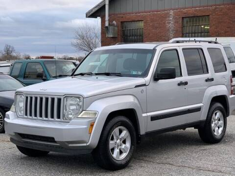 2010 Jeep Liberty for sale at CT Auto Center Sales in Milford CT