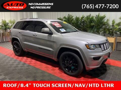 2021 Jeep Grand Cherokee for sale at Auto Express in Lafayette IN