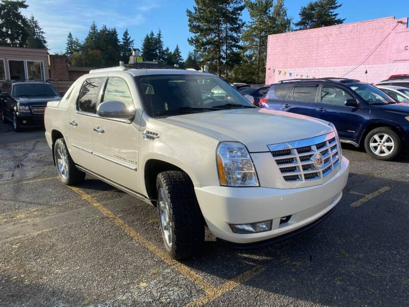 2008 Cadillac Escalade EXT for sale at SNS AUTO SALES in Seattle WA