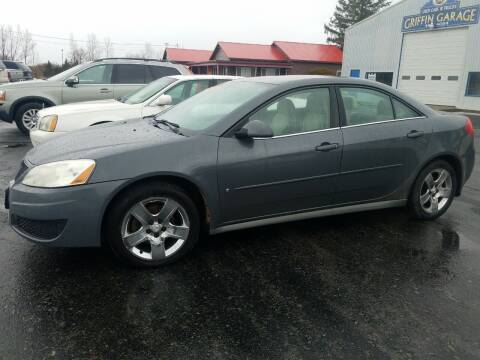 2009 Pontiac G6 for sale at Alex Bay Rental Car and Truck Sales in Alexandria Bay NY