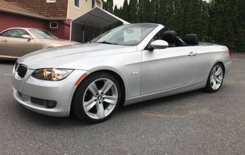 2008 BMW 3 Series for sale at R & R Motors in Queensbury NY