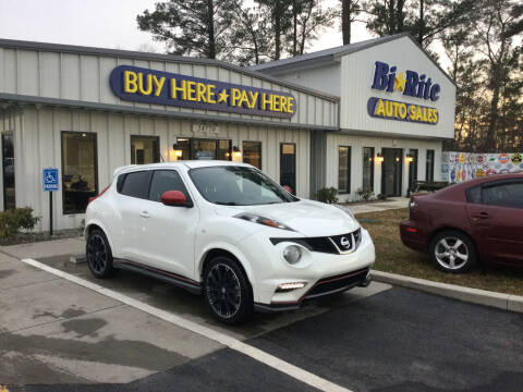 2014 Nissan JUKE for sale at Bi Rite Auto Sales in Seaford DE