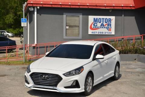 2019 Hyundai Sonata for sale at Motor Car Concepts II - Kirkman Location in Orlando FL