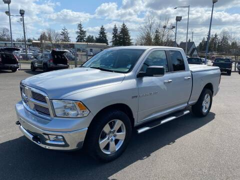 2012 RAM Ram Pickup 1500 for sale at Vista Auto Sales in Lakewood WA