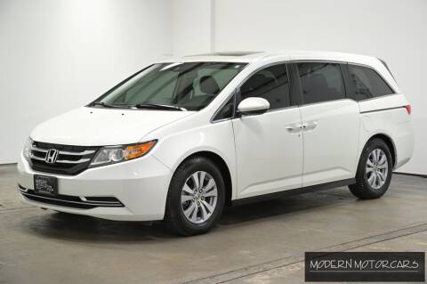 2015 Honda Odyssey for sale at Modern Motorcars in Nixa MO
