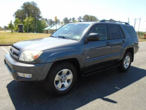 2004 Toyota 4Runner for sale at Atlanta Auto Max in Norcross GA