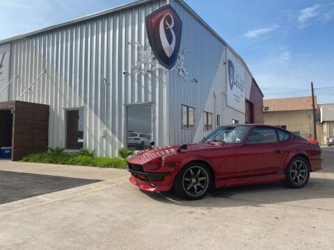 1972 Datsun 240Z for sale at Barrett Auto Gallery in San Juan TX
