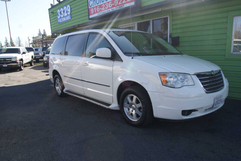 2009 Chrysler Town and Country for sale at Amazing Choice Autos in Sacramento CA