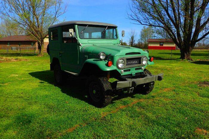1965 Toyota Land Cruiser for sale in Cadillac, MI