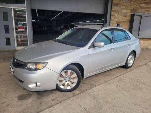 2010 Subaru Impreza for sale at Car Planet Inc. in Milwaukee WI